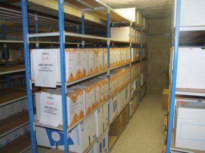 Transfert d'archives en sarthe